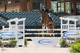 David Blake and Binkie Start Tryon Spring 7 Off With Win in $34,000 Suncast® FEI Tryon Welcome