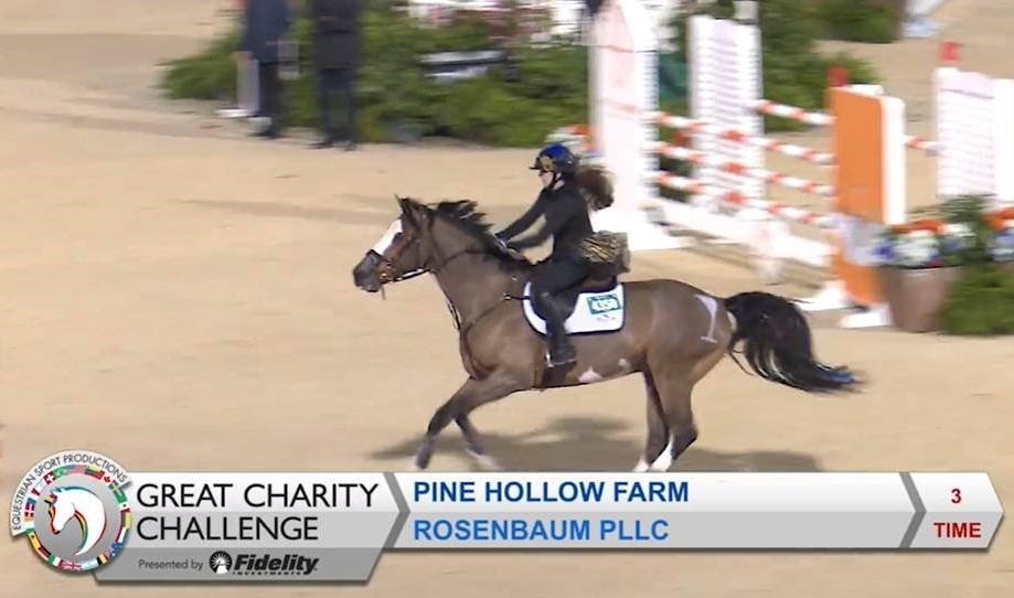 Pine Hollow at the Great Charity Challenge